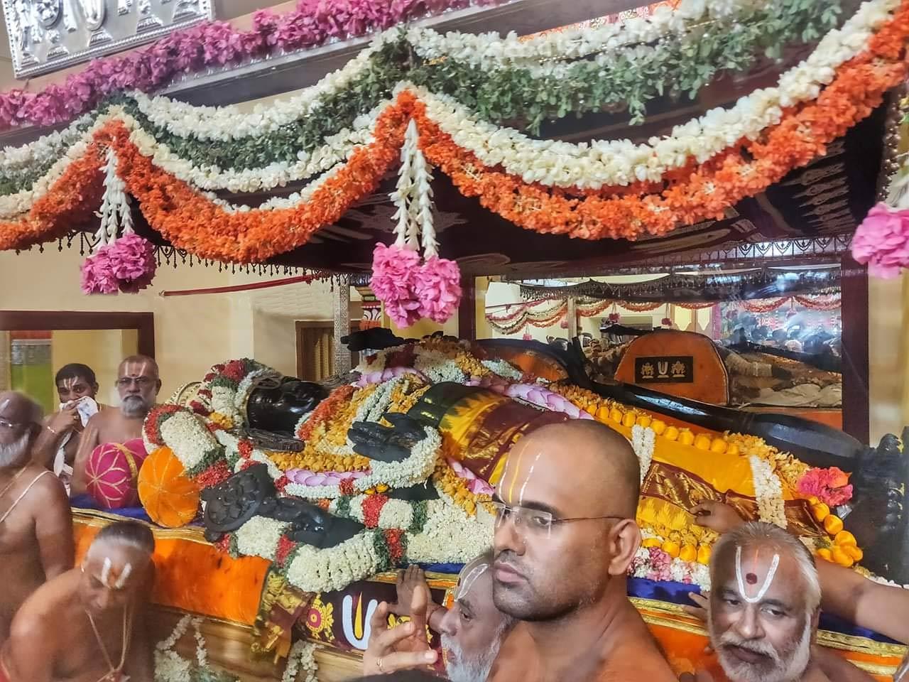 Athivaradar temple kanchipuram